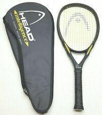 Head Intelligence i.S12 Made in Austria 4 3/8 grip Tennis Racquet Racket w/ Case
