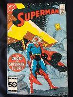 SUPERMAN - 416 - February 1986 - DC Comics - VG