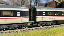 12 x 00 Gauge Bachmann Hornby MK3 Mark 3 Corridor Connector / Bellows 4mm BR HST