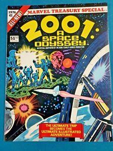 2001 A Space Odyssey Marvel Treasury Special Edit. High Grade 1976  Jack Kirby
