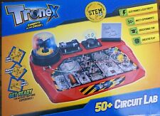 Tronex Electronics Circuit Fun Lab 50+ Experiments Age 8+ Easy To Use STEM Toy