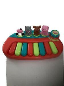 Chad Valley My First Animal  Piano/Keyboard 18 Months & Over New Batteries