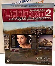 LIGHTROOM 2 the Adobe Photoshop book for digital photographers Scott Kelby BOOK!