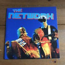 "The Network - Joe Robot  7""  Vinyl Green Day"