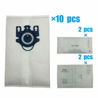 Type GN Dust Bag & Felt Filter for Miele Deluxe Synthetic S2 S5 S8 C1 C3 Series
