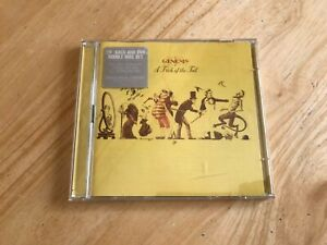 Genesis A Trick Of The Tail 2 Disc Set CD/SACD + DVD Multichannel