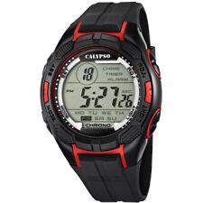 Calypso Reloj Hombre Digital Colección Digital para Hombres Rojo 46 K5627/3