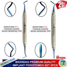 X2 Dental periotomes PT1 PT2 Implant del legamento parodontale Periotomo dentario PDL