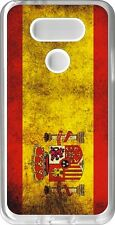 funda carcasa gel soft case Elephone P9000,bandera espana spain
