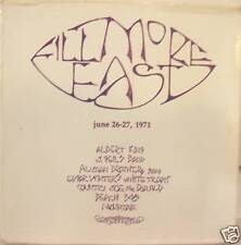 "ALLMAN BROTHERS MOUNTAIN BEACH BOYS ALBERT KING ""FILLMORE EAST"" 2  cd rare mint"