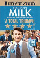 Milk - Sean Penn DVD - SEALED - FREE Shiipping