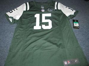 NIKE WOMEN'S NFL NEW YORK JETS TIM TEBOW JERSEY SIZE XL