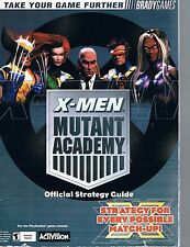 X-Men: Mutant Academy Official Playstation Strategy Guide 2000