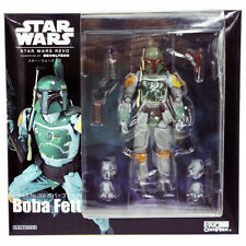New 6.5' Figure Complex Kaiyodo Revoltech Star Wars Boba Fett Action Figure Toy