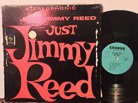 Jimmy Reed Just EX EXODUS