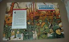 LA BATAILLE DES ARDENNES L'OFFENSIVE VASSAUX LEPAGE N°1 1991