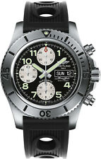 A13341C3/BD19-200S   NEW BREITLING SUPEROCEAN CHRONOGRAPH STEELFISH MENS WATCH