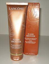 lancome flash bronzer self tanning body gel with pure vitamin E 4.2oz brand new