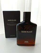 ZARA WARM BLACK EDT 100 Ml (3.4 FL. OZ)