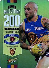 Ashley Mc Grath  200 Milestone Game Champions 2014 MG 7
