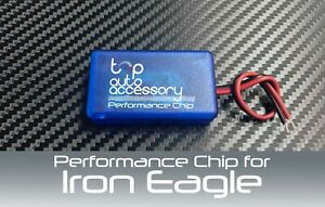Performance Speed Chip Racing Torque Horsepower Power ECU Module for Iron Eagle
