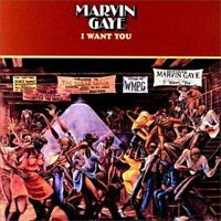 Marvin Gaye - I Want You [New CD]