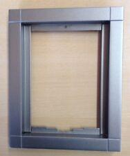 SIEDLE KR 611-1/1-0 TM titan-metallic Kombirahmen 1-fach KR611-1 Kombi-Rahmen