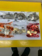 2016 Changeover Change Over RAM BAGS of 5c-10c-20c-50c-$1& $2 dollar UNC Coins