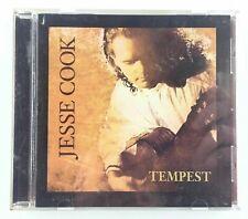 JESSE COOK - TEMPEST (Audio CD) 1995 *AUTHENTIC*