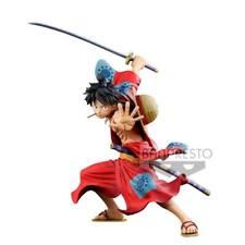 VORBESTELLUNG Q4 2020 One Piece Figur Master Stars Manga Dimensions Ruffy Luffy