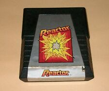 Vintage Atari 2600 REACTOR Video Game Cartridge Spiel Modul 1982 Parker Brothers
