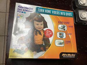 AverMedia DVD EZMaker PCI Card For Microsoft Windows XP