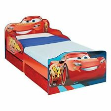 Disney Cars Lightning McQueen cama infantil con almacenamiento oficial