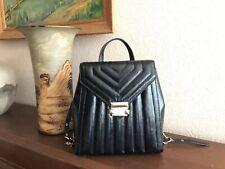Michael Kors Whitney Medium Backpack Black $358