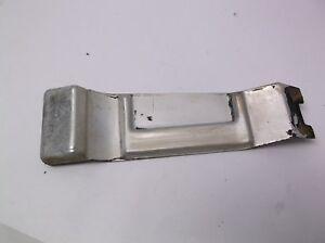 1968 68 Galaxie 500XL right taillight quarter extension molding trim insert