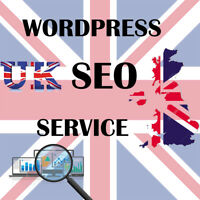 Wordpress SEO Service! Your website on GOOGLE's 1st page!