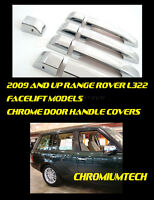 2010 up RANGE ROVER Vogue L322 CHROME Door Handle Cover Autobiography Land Rover