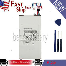 Battery for Samsung Galaxy Tab, GT-P1000, GT-P1000 Galaxy, Tab 16GB New 4000mAh