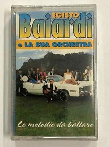 EGISTO BAIARDI E LA SUA ORCHESTRA - MC MUSICASSETTA NUOVA E SIGILLATA