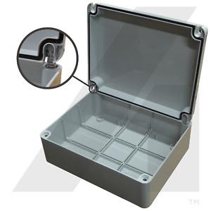 Waterproof Outdoor Junction Box Weatherproof Enclosure 240 x 190 x 90mm IP56
