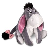 New Official Disney Eeyore Soft Plush Toy 30CM - Winnie the Pooh Stuffed Animal