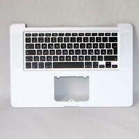 "MacBook Pro 15"" A1286 Palmrest Topcase Tastatur Keyboard 613-7742-B QWERTZ 2009"