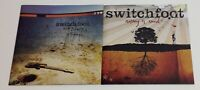 SwitchFoot: 2 CD Lot - The Beautiful Letdown/Nothing Is Sound - 23 Tracks