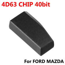 ID63 40 BIT Key Transponder Chip For Ford Mazda 2 3 6 Car Remote Crypto Carbon
