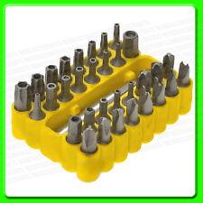33 Pezzi Cacciavite Sicurezza Bit Set [BS14151]