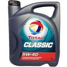 5 Liter Total Classic 5W-40 | MB 229.3, ACEA A3/B4, API SL/CF, VW 502 00, 505 00