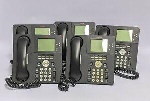 Lot of 10 x Avaya 9650 IP VoIP Desk Office Phone Telephones 700383938