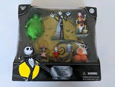 Nightmare Before Christmas Collectable Figures Set From Disney Florida! BNIB!