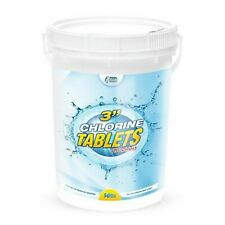 New listing 3-Inch Stabilized Chlorine Tablets - 50 Pound Bucket