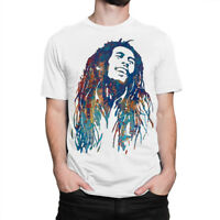 Bob Marley Graphic Art T-Shirt, Reggae Tee, Men's Women's All Sizes